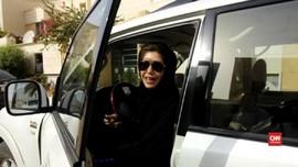 VIDEO: Suka Cita Perempuan Saudi Diizinkan Mengemudi