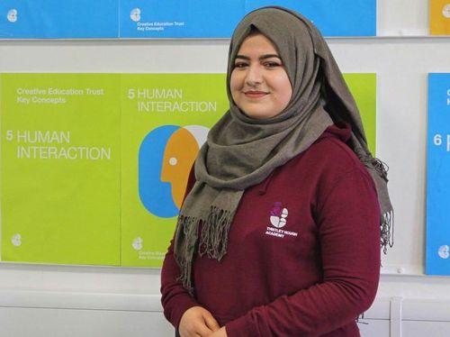 Ini Zainab, Hijabers yang Masuk Daftar 100 Wanita Paling Inspiratif di Dunia