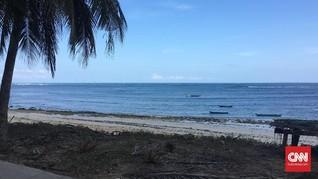 Pemprov Teliti Temuan Pulau Baru di NTT Usai Siklon Seroja
