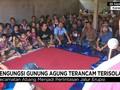 VIDEO: Pengungsi Gunung Agung Terancam Terisolasi