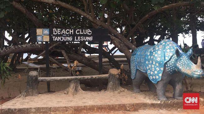 Menurut menteri asal Banyuwangi ini, salah satu kekuatan Tanjung Lesung adalah wisata bahari. Sehingga menjadi wajib ada dive centre di KEK ini.