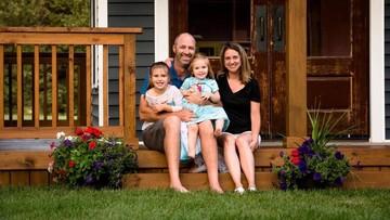 Keren! Ayah Ini Buatkan Rumah Bermain 'Impian' untuk Putrinya