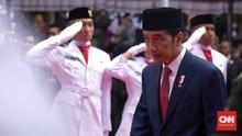 Jokowi Pimpin Upacara Hari Kesaktian Pancasila 2020