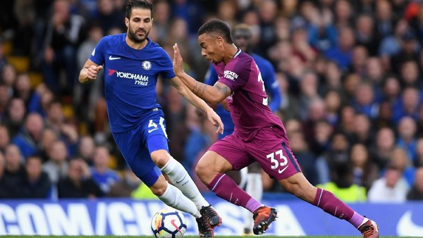 Man City Tundukkan Chelsea