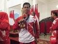 Emas Jendi Pangabean untuk Korban Gempa Sulawesi Tengah