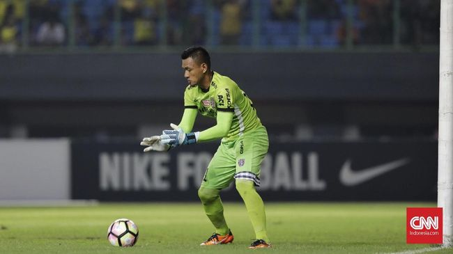 Kiper Bali United, Wawan Hendrawan, dipanggil Timnas Indonesia untuk menghadapi UEA dan Vietnam di Kualifikasi Piala Dunia 2022.