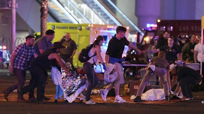 FBI mulai mengembalikan ribuan barang pribadi yang tertinggal saat para warga dari lokasi penembakan massal di Las Vegas pada pekan lalu.