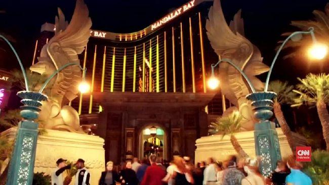 VIDEO: Puluhan Tewas dalam Konser di Las Vegas