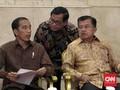 Istana Siapkan Badan Tunggal Perumus Regulasi Pemerintahan