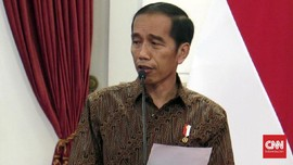 Jokowi Dikritik Tak Ajak Pengusaha Lokal Bangun Infrastruktur