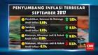 September 2017 Cetak Inflasi
