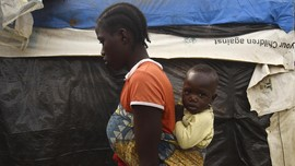 FOTO: Korban Boko Haram yang Terlunta di Tanah Sendiri