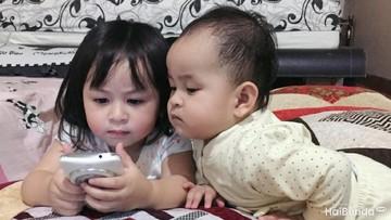 Asal Ada Aturan, Gadget Tak Selalu Berdampak Buruk untuk Anak