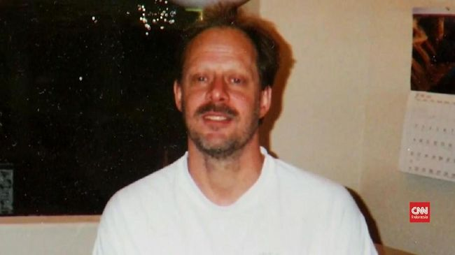 Pelaku penembakan di Las Vegas, Stephen Paddock menggambarkan dirinya sebagai makhluk malam yang selalu berjudi semalaman dan tidur sepanjang hari.