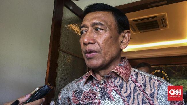 Menteri Koordinator bidang Politik, Hukum, dan Keamanan Wiranto mengganggap sumpah pemuda sebagai sumpah yang abadi, lantaran bisa mempersatukan bangsa.