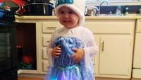 <p>Ada juga Elsa dari Frozen nih. (Foto: situs/themagicyarnproject)</p>
