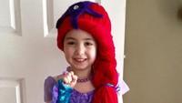 <p>Lihat deh, ini dia Princess Ariel dari The Little Mermaid, Disney. Lucu ya, Bun. (Foto: situs/themagicyarnproject)</p>