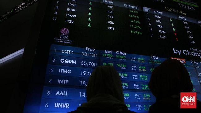 Indeks Harga Saham Gabungan (IHSG) diramalkan melemah pada hari ini, Senin (5/2), karena pelaku pasar menunggu kepastian kebijakan Gubernur baru The Fed.