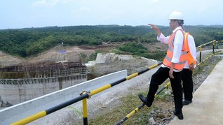 YLBHI: Infrastruktur era Jokowi Rampas Ruang Hidup Rakyat