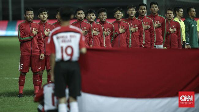Empat Harga Tiket Timnas Indonesia U19 vs Thailand