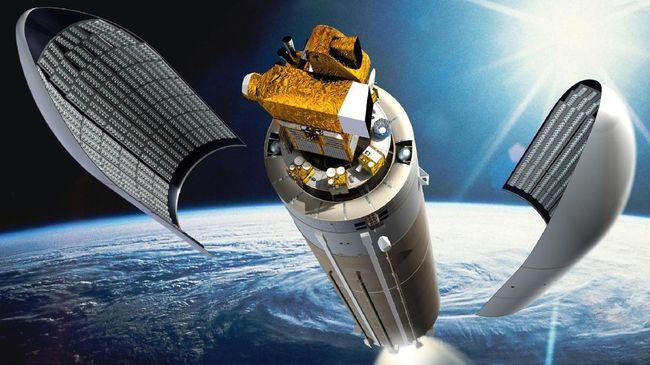 Satelit yang gagal mengorbit atau yang usia orbitnya telah berakhir akan menumpuk menjadi sampah antariksa.