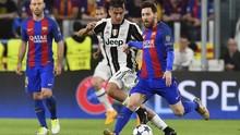Jadwal Siaran Langsung Liga Champions: Juventus vs Barcelona