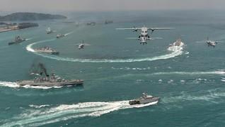 Prediksi Spesifikasi Kapal Perang India di Laut China Selatan