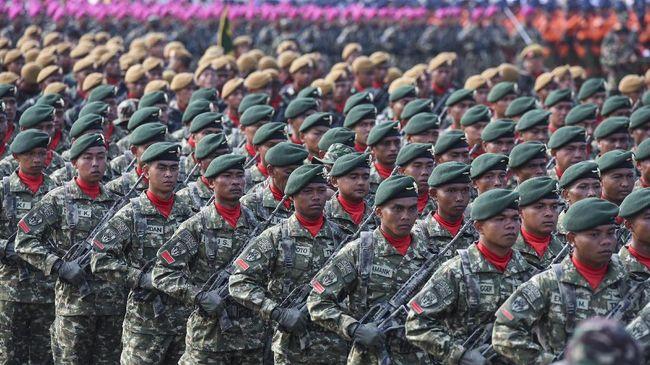 Survei Indikator Politik Indonesia menyatakan TNI menjadi lembaga dengan tingkat kepercayaan publik tertinggi. Diikuti Presiden dan KPK.