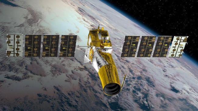 LAPAN ungkap ancaman bekas tabrakan sampah luar angkasa yang berpotensi masuk ke bumi pagi ini.