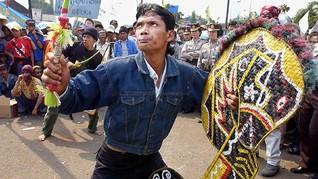 Indonesia Kumpulkan Bukti Kuda Lumping yang Diklaim Malaysia