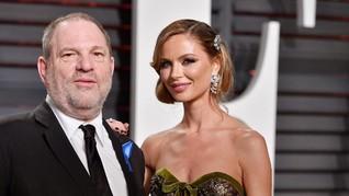 Skandal Seks Harvey Weinstein Bikin Bisnis Istrinya Anjlok