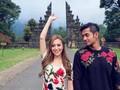 Aktris Luar Negeri Menikmati Bali dengan Aman