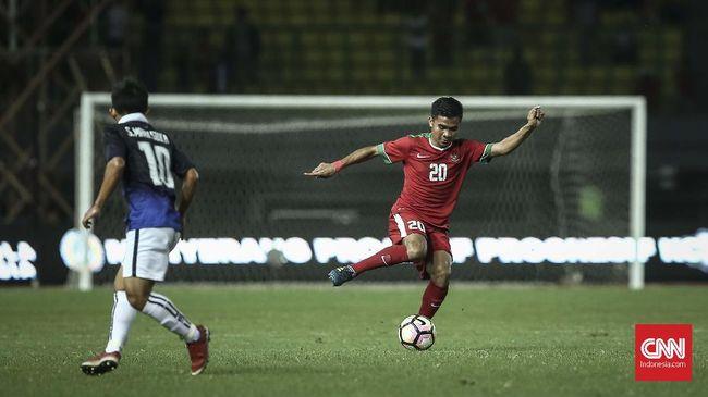 Asnawi Mangkualam Bahar mengakui nilai kontrak di Ansan Greeners lebih kecil ketimbang yang didapat saat memperkuat PSM Makassar.