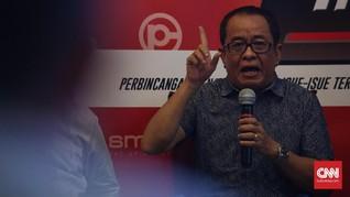 Said Didu Ingatkan Jokowi soal Kasus 'Papa Minta Saham'
