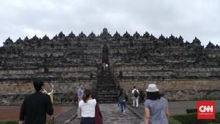 2 Wisatawan di Area Borobudur Positif Covid-19