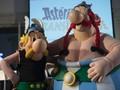 4 Gambar Asterix Karya Mendiang Uderzo Terjual Rp6,3 M