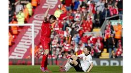 FOTO: Momen Monumental Liverpool vs Manchester United