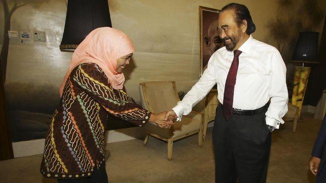 Pertemuan Paloh-Puti di DPP Disebut Tak Punya Unsur Politis