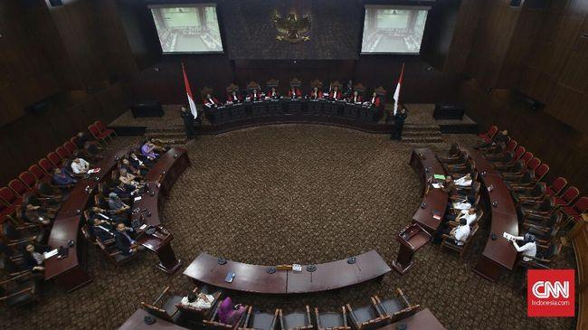 MK Perkirakan Perkara Sengketa Pilkada 2018 Lebih Dari 100