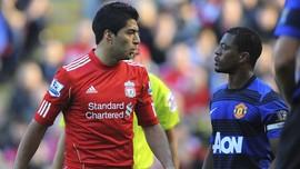 Dukung Cavani, Suarez Malah Dikecam Suporter