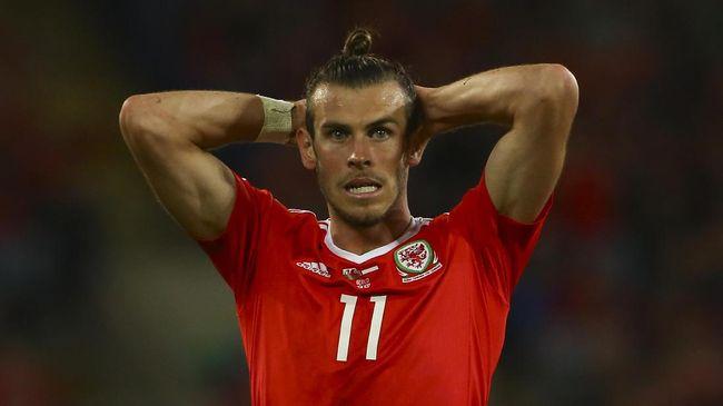 Gareth Bale Ingin Wales Lolos ke Piala Dunia 2022