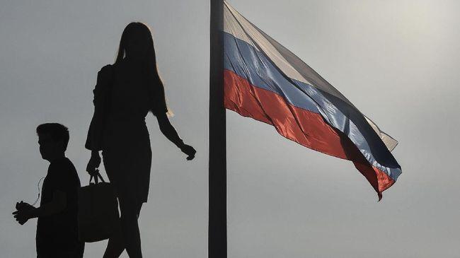 Rusia Bersumpah Balas Pengusiran Diplomatnya
