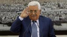 Abbas Jumpa Utusan Biden, Desak AS Intervensi Serangan Israel