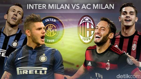 Inter Kalahkan Milan