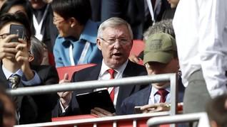 Kenali Operasi Pendarahan Otak pada Kasus Sir Alex Ferguson