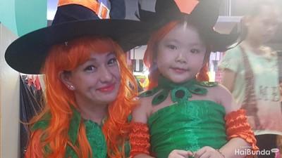 Ramai Banget Nih, Fashion Show Bunda dan Anak