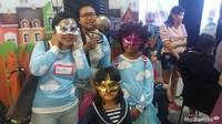 <p>Gemas nggak nih, melihat peserta Baby Shark Dance di Festival Bunda Happy bersama Vivo? (Foto: Asri Ediyati)</p>