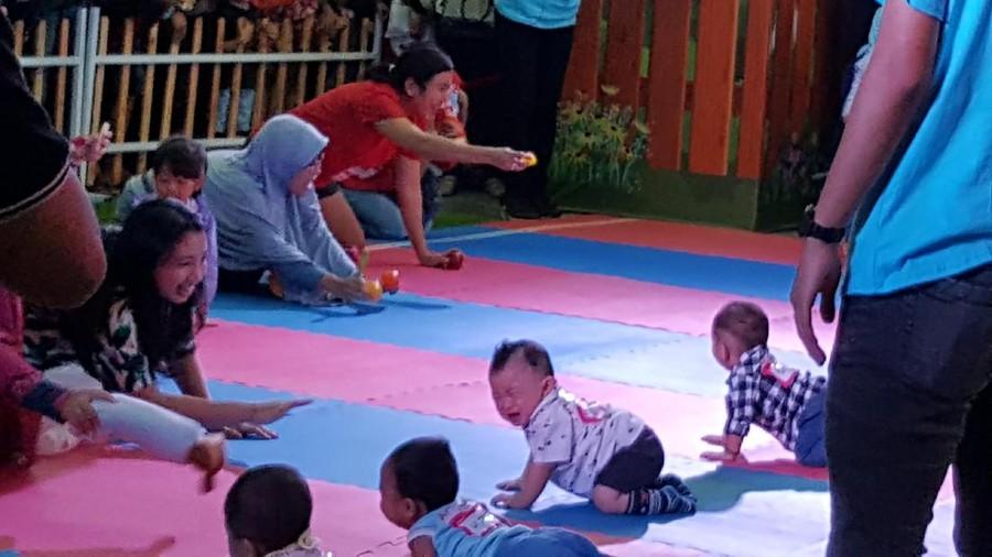 Ramai dan Seru Banget, Festival Bunda Happy Hari ke-3