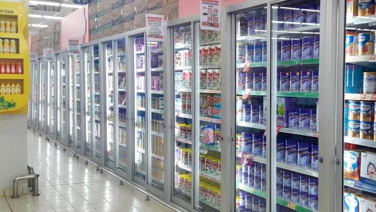Bunda, yuk ke Transmart dan Carrefour. Sebab, ada harga spesial untuk kebutuhan bayi dan anak mulai dari vitamin, produk kebersihan, hingga susu anak.