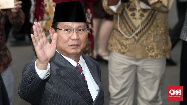 Prabowo Ikut Pilpres, Gerindra Berpeluang Menang Pemilu 2019